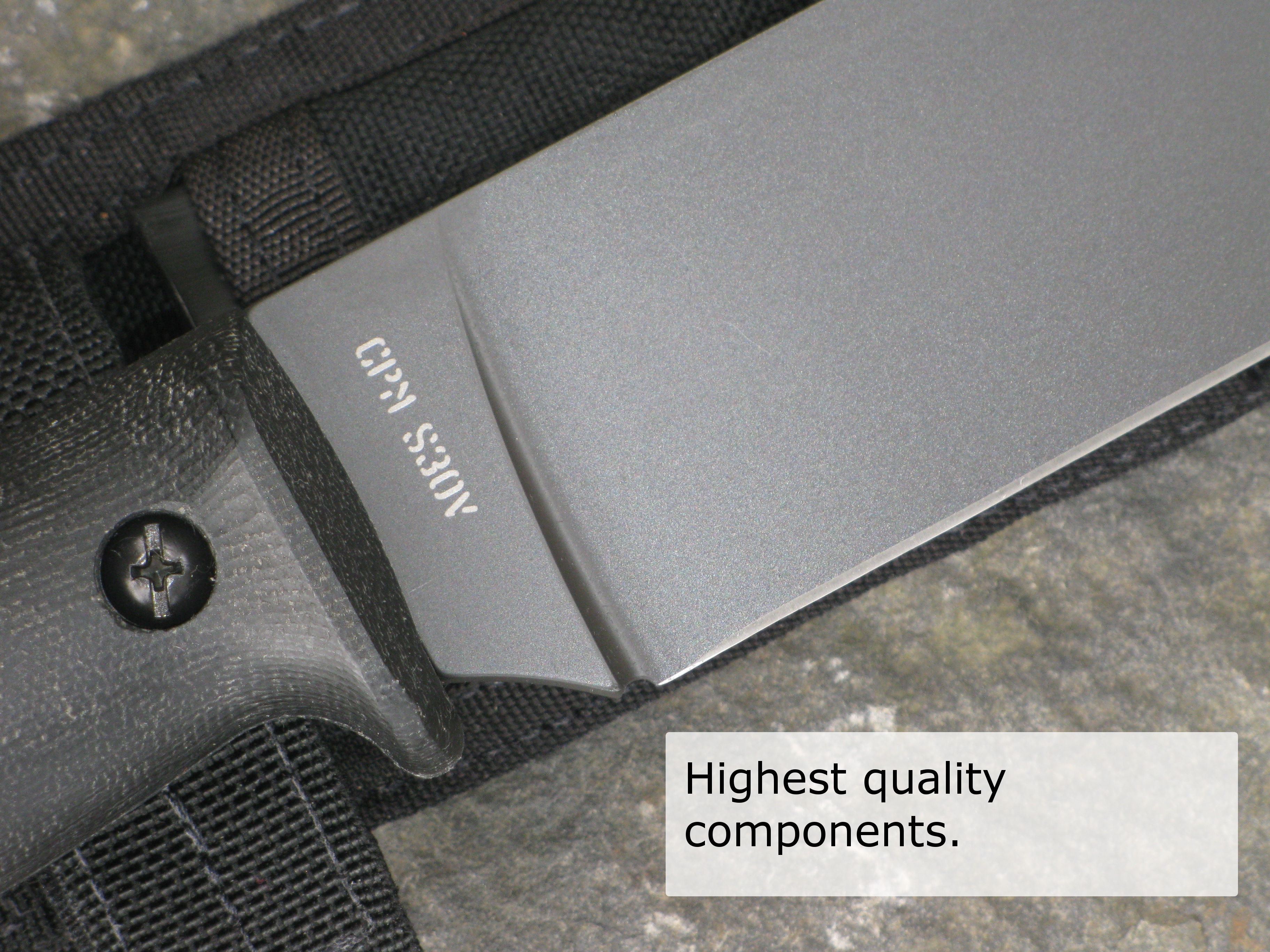 Highest Quality Components