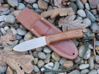 Utility Tool Classic Wilderness Knife prototype, left side